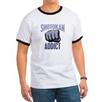 Shotokan Addict Ringer T