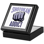 Shotokan Addict Keepsake Box
