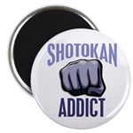 Shotokan Addict Magnet
