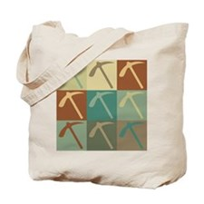 Geology Pop Art Tote Bag