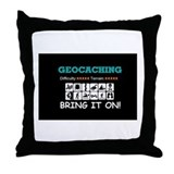 Bring It On! Throw Pillow