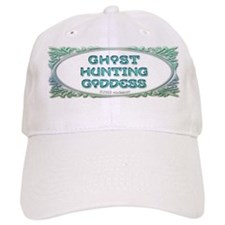 Ghost Hunting Goddess Baseball Baseball Cap