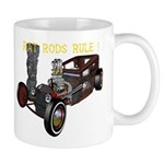 Rat Rods Rule! Mug