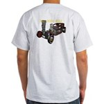 Rat Rods Rule! Light T-Shirt