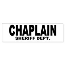 Bumper Sticker/sheriff dept.