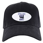 Muay Thai Addict Black Cap