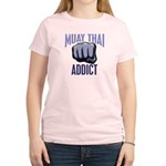Muay Thai Addict Women's Light T-Shirt