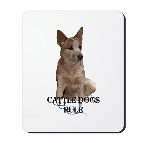 Cattle Dog (ACD) Mousepad
