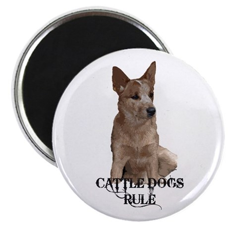 Cattle Dog (ACD) Magnet