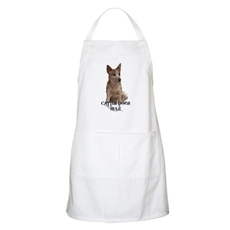 Cattle Dog (ACD) BBQ Apron