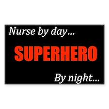 Nurse Gift Rectangle Decal