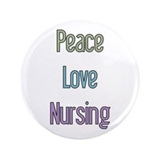 "Nurse Gift 3.5"" Button"