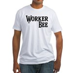 Worker Bee Fitted T-Shirt