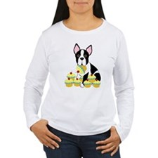 Boston Terrier Cupcakes T-Shirt