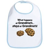What happens at Grandma's Bib