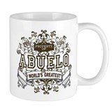 Property Of Abuelo Small Mugs