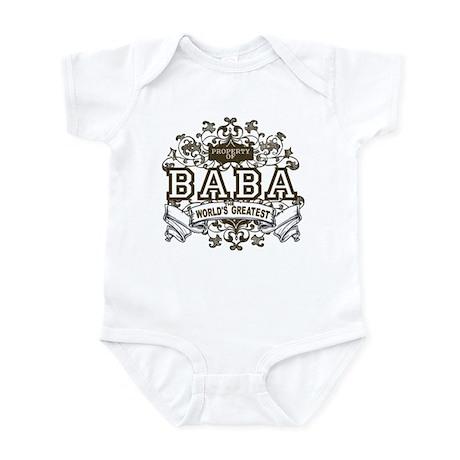 Property Of Baba Infant Bodysuit