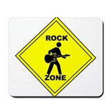 Rock Zone Mousepad