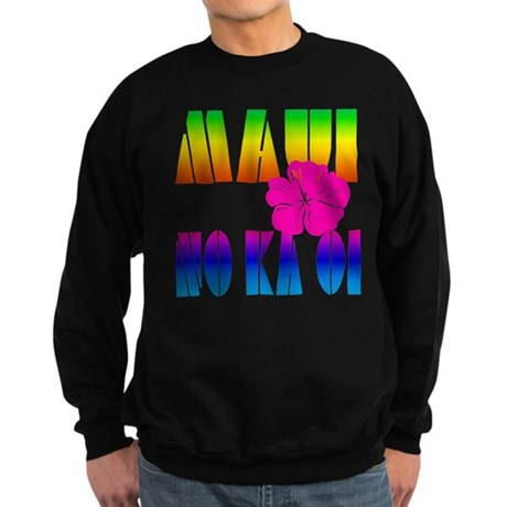 Maui No Ka Oi Sweatshirt (dark)