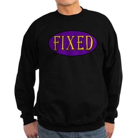 Fixed Sweatshirt (dark)