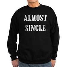 Almost Single Sweatshirt