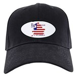 51st State of America Black Cap