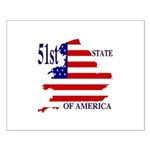 51st State of America Small Poster