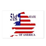 51st State of America Postcards (Package of 8)
