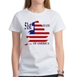 51st State of America Women's T-Shirt