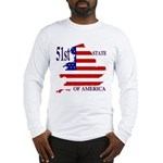51st State of America Long Sleeve T-Shirt