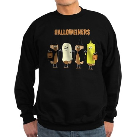 Halloweiners Sweatshirt (dark)