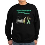 Female Physical Therapist Sweatshirt (dark)