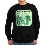 Nurse Multitask Sweatshirt (dark)