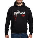 Tattooed Chick Hoodie (dark)