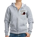 Let's Talk About Sex Series Women's Zip Hoodie