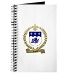 SAVOIS Family Crest Journal