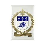 SAVOIS Family Crest Rectangle Magnet (100 pack)