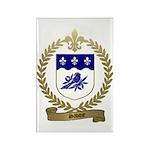 SAVOIE Family Crest Rectangle Magnet