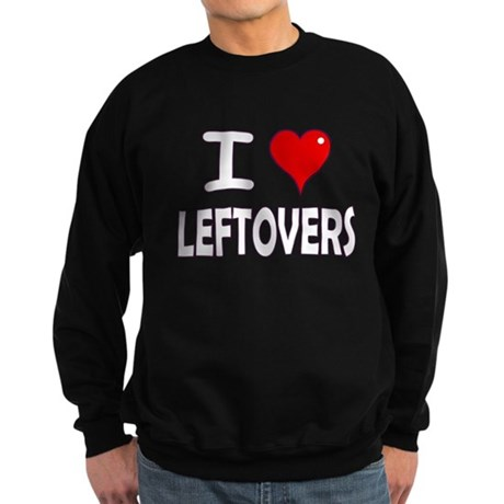 Thanksgiving Leftovers Sweatshirt (dark)