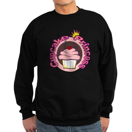Cupcake Princess Sweatshirt (dark)