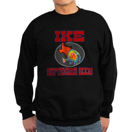 Hurricane Ike Sweatshirt (dark)