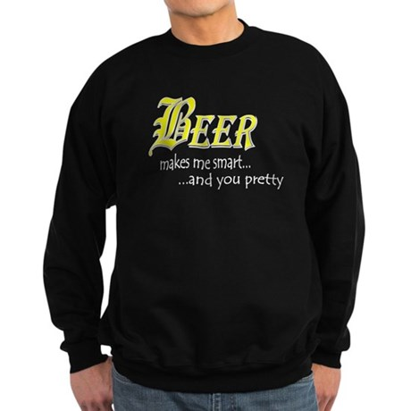 Smart Beer Sweatshirt (dark)