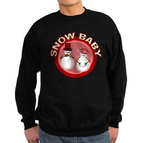 Snow Baby Sweatshirt (dark)