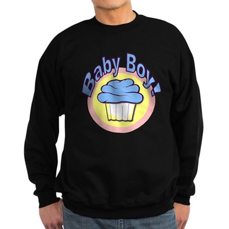 Baby Boy Sweatshirt (dark)