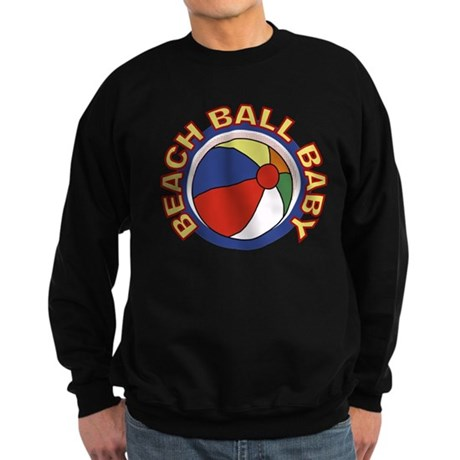 Beach Ball Baby Sweatshirt (dark)