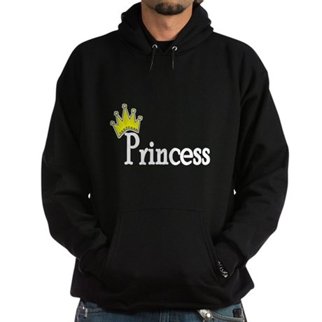 Crown Princess Hoodie (dark)