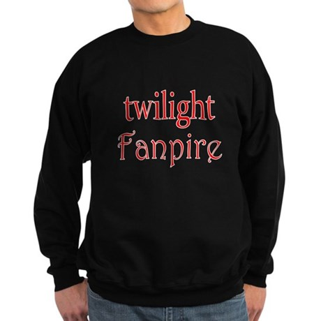 Twilight Fanpire Sweatshirt (dark)