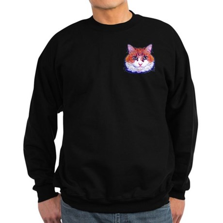 Pretty Kitty Sweatshirt (dark)