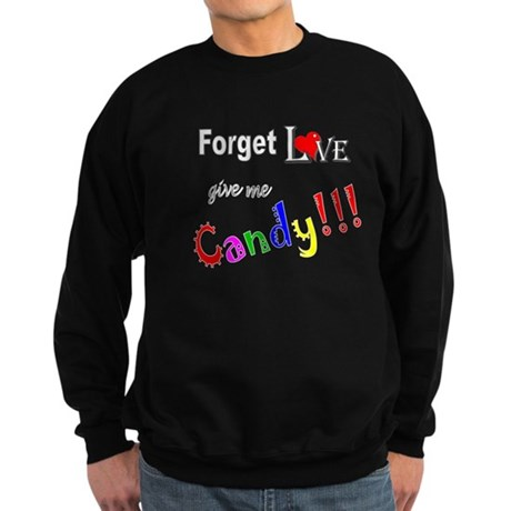 Give Me Candy Sweatshirt (dark)