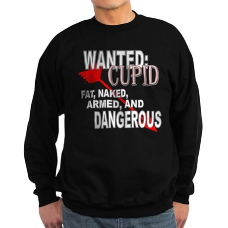 Wanted: Cupid Sweatshirt (dark)